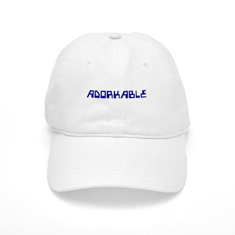 Adorkable Cap