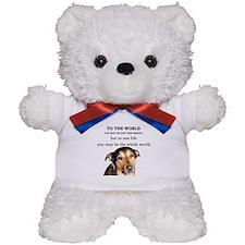 Cute Fur Teddy Bear