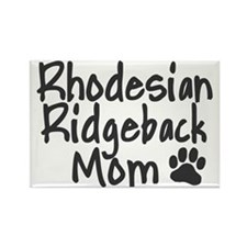 Ridgeback MOM Rectangle Magnet