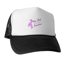 I Wear Pink for my Grandma Trucker Hat