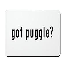 GOT PUGGLE Mousepad