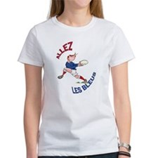 French Rugby - Back T-Shirt