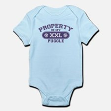 Puggle PROPERTY Infant Bodysuit