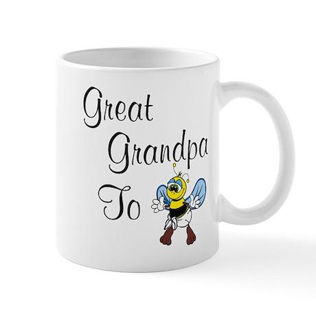 Great Grandpa To Bee Mug