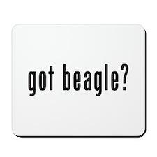 GOT BEAGLE Mousepad