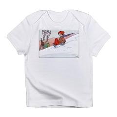 1930's WinterFun#4 Infant T-Shirt