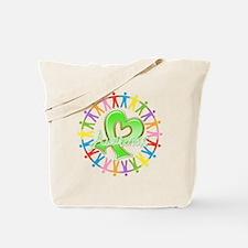 Non-Hodgkins Lymphoma Unite Tote Bag