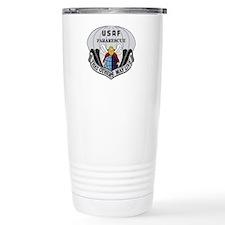 Pararescue Items Travel Coffee Mug