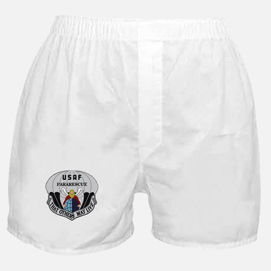 Pararescue Items Boxer Shorts