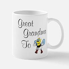 Great Grandma To Bee Mug