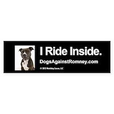 Bumper Sticker (Pitt Bull)