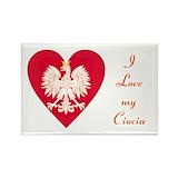 Polish magnet Single