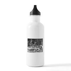 1905 Christmas Eve Water Bottle