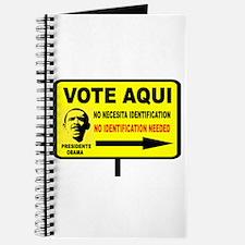 EVERYBODY VOTES Journal