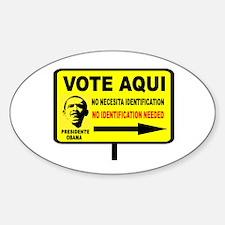 EVERYBODY VOTES Stickers