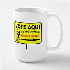 EVERYBODY VOTES Mug