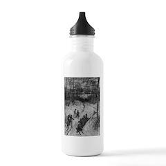1905 Sledding Water Bottle