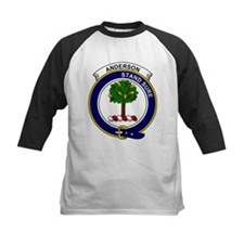 Cute Clan anderson badge Tee