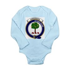 Cool Anderson Long Sleeve Infant Bodysuit