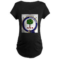 Cute Clan anderson badge T-Shirt
