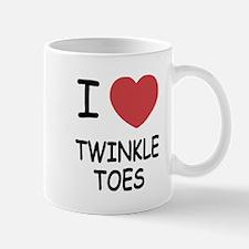 I heart twinkle toes Mug