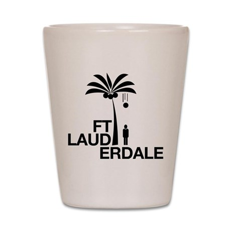 Ft Lauderdale Shot Glass
