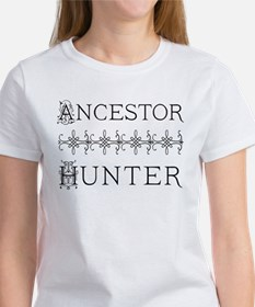 Genealogy Ancestor Hunter Tee
