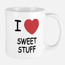I heart sweet stuff Mug