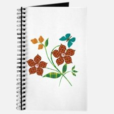 Material Flowers Journal