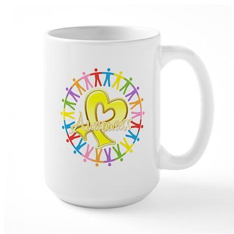 Suicide Prevention Unite Large Mug