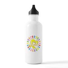 Suicide Prevention Unite Water Bottle