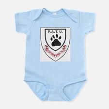 South Africa Anti-Terrorist Infant Bodysuit
