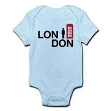 London Infant Bodysuit