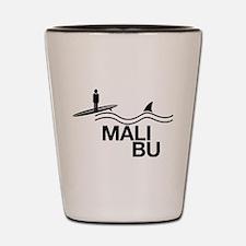 Malibu Shot Glass