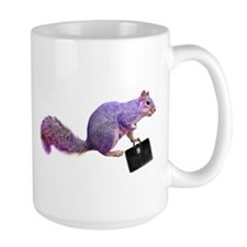 Purple Squirrel Mug