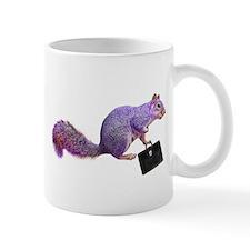 Purple Squirrel Small Small Mug