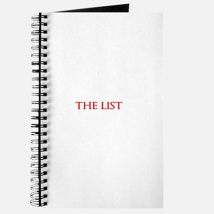 Cute Do checklist Journal
