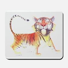 Cute Tiger Mousepad