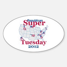 SUPER TUESDAY Decal
