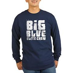 Big Blue Elite Crew T