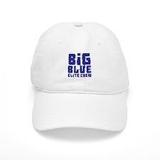Big Blue Elite Crew Baseball Cap