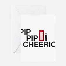 Pip Pip Greeting Card