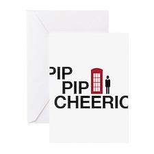 Pip Pip Greeting Cards (Pk of 10)