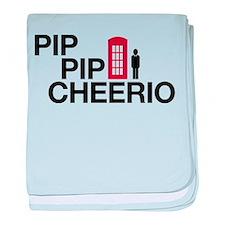 Pip Pip baby blanket