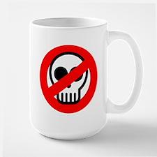 Ghost Buster Gear Large Mug