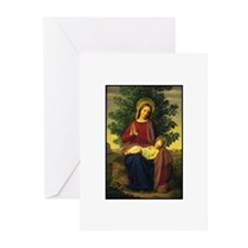 Mother Mary Praying Greeting Cards (Pk of 10)