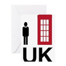 UK Greeting Card