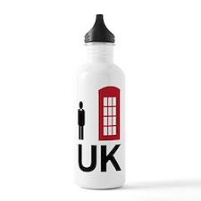 UK Water Bottle
