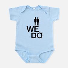 We Do Infant Bodysuit