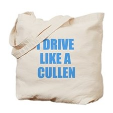 Twilight - I Drive Like A Cul Tote Bag